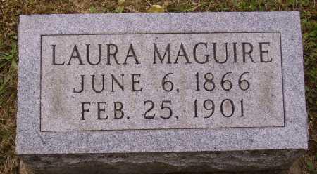 MAGUIRE, LAURA - Meigs County, Ohio | LAURA MAGUIRE - Ohio Gravestone Photos