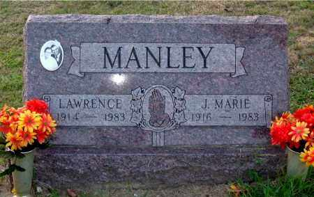 MANLEY, LAWRENCE - Meigs County, Ohio | LAWRENCE MANLEY - Ohio Gravestone Photos