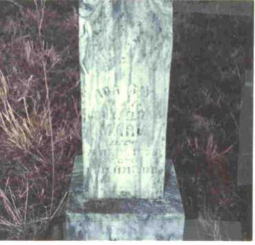 MARK, ADA MAY - Meigs County, Ohio | ADA MAY MARK - Ohio Gravestone Photos