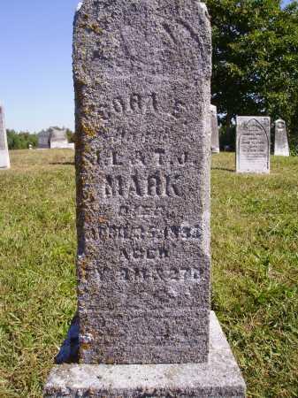 MARK, CORA E. - CLOSEVIEW - Meigs County, Ohio | CORA E. - CLOSEVIEW MARK - Ohio Gravestone Photos
