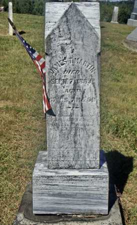 MARTIN, JAMES T. - OVERALL VIEW - Meigs County, Ohio | JAMES T. - OVERALL VIEW MARTIN - Ohio Gravestone Photos