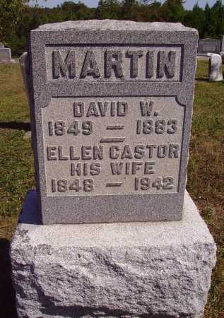 MARTIN, ELLEN - Meigs County, Ohio | ELLEN MARTIN - Ohio Gravestone Photos
