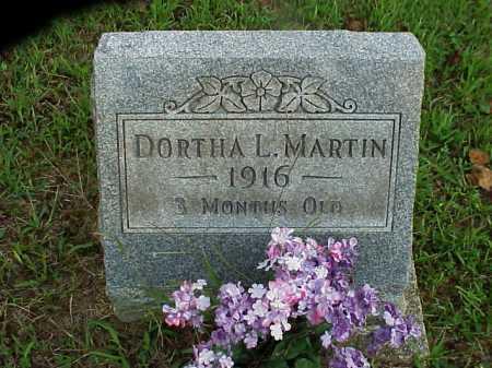 MARTIN, DORTHA L. - Meigs County, Ohio | DORTHA L. MARTIN - Ohio Gravestone Photos