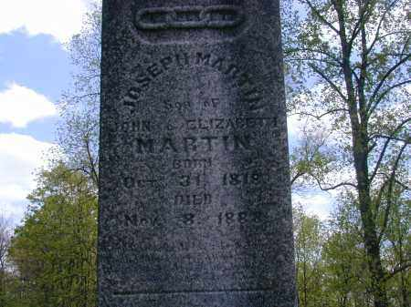 MARTIN, JOSEPH - OVERALL VIEW - Meigs County, Ohio | JOSEPH - OVERALL VIEW MARTIN - Ohio Gravestone Photos