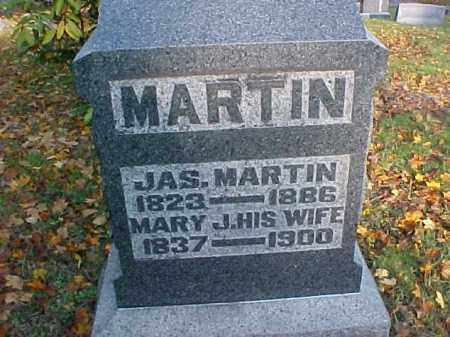 MARTIN, MARY J. - Meigs County, Ohio | MARY J. MARTIN - Ohio Gravestone Photos