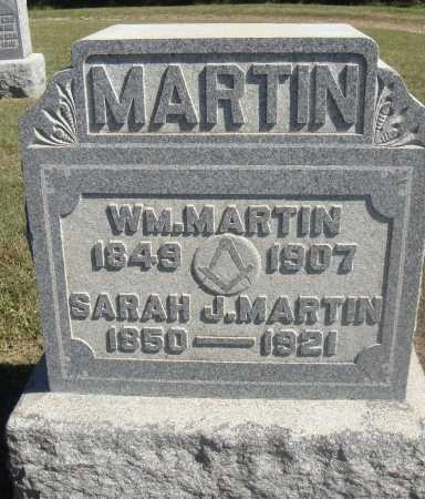 DAILEY MARTIN, SARAH J. - Meigs County, Ohio | SARAH J. DAILEY MARTIN - Ohio Gravestone Photos