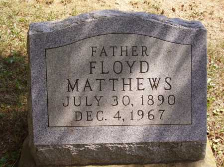 MATTHEWS, FLOYD - Meigs County, Ohio | FLOYD MATTHEWS - Ohio Gravestone Photos