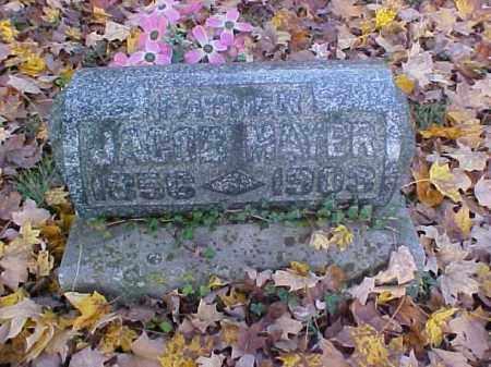 MAYER, JACOB - Meigs County, Ohio   JACOB MAYER - Ohio Gravestone Photos