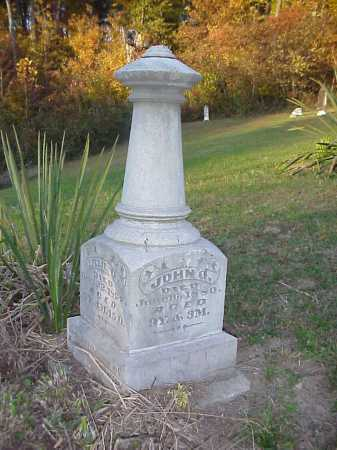 MAYHUGH, JOHN O. - Meigs County, Ohio | JOHN O. MAYHUGH - Ohio Gravestone Photos