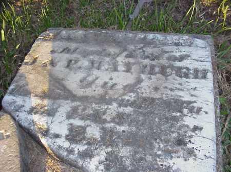 MAYHUGH, UNREADABLE - Meigs County, Ohio | UNREADABLE MAYHUGH - Ohio Gravestone Photos