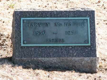 MC HAFFIE, HARVEY - Meigs County, Ohio   HARVEY MC HAFFIE - Ohio Gravestone Photos