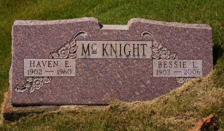 FULKS MC KNIGHT, BESSIE L. - Meigs County, Ohio | BESSIE L. FULKS MC KNIGHT - Ohio Gravestone Photos