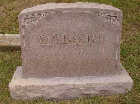 MC LAIN, MOUNMENT - Meigs County, Ohio | MOUNMENT MC LAIN - Ohio Gravestone Photos