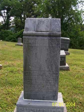 CHEVALIER MCAFEE, ETHEL - Meigs County, Ohio | ETHEL CHEVALIER MCAFEE - Ohio Gravestone Photos