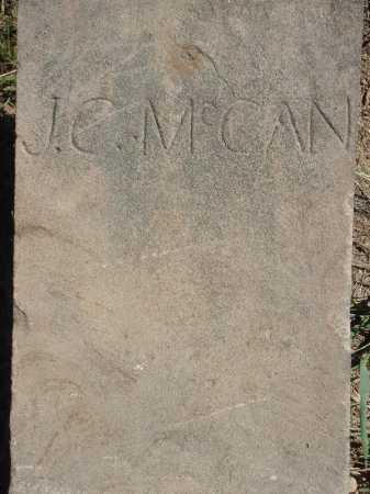 MCCAN, J.C. - Meigs County, Ohio | J.C. MCCAN - Ohio Gravestone Photos