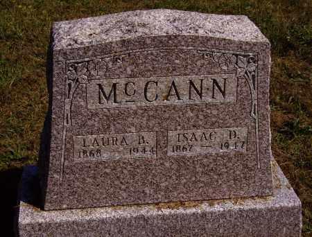 MCCANN, LAURA BERNICE - Meigs County, Ohio | LAURA BERNICE MCCANN - Ohio Gravestone Photos