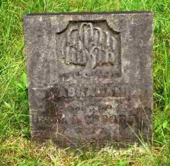 MCCARTY, ABRAHAM - Meigs County, Ohio | ABRAHAM MCCARTY - Ohio Gravestone Photos