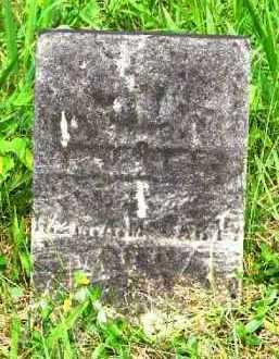 MCCARTY, GEORGE - Meigs County, Ohio | GEORGE MCCARTY - Ohio Gravestone Photos