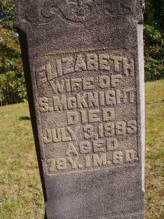 JARDINE MCCASKEY, ELIZABETH - CLOSEVIEW - Meigs County, Ohio | ELIZABETH - CLOSEVIEW JARDINE MCCASKEY - Ohio Gravestone Photos