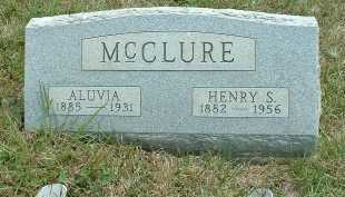 MCCLURE, HENRY S. - Meigs County, Ohio | HENRY S. MCCLURE - Ohio Gravestone Photos