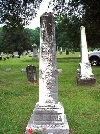 MCCLURE, NATHANIEL - Meigs County, Ohio | NATHANIEL MCCLURE - Ohio Gravestone Photos