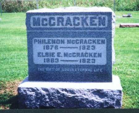 MCCRACKEN, PHILEMON - Meigs County, Ohio | PHILEMON MCCRACKEN - Ohio Gravestone Photos
