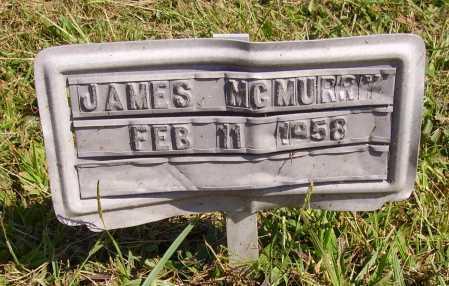 MCCURRY, JAMES - Meigs County, Ohio   JAMES MCCURRY - Ohio Gravestone Photos