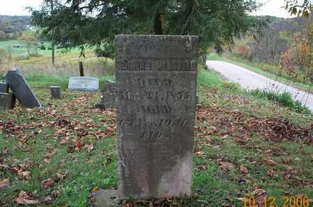 MCDONALD, NORMAN - Meigs County, Ohio | NORMAN MCDONALD - Ohio Gravestone Photos