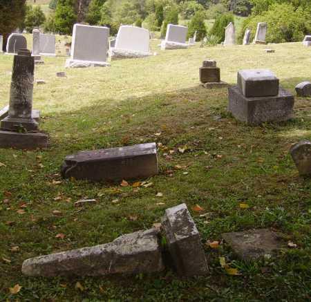 MARTIN, JOHN - PLOT - Meigs County, Ohio | JOHN - PLOT MARTIN - Ohio Gravestone Photos