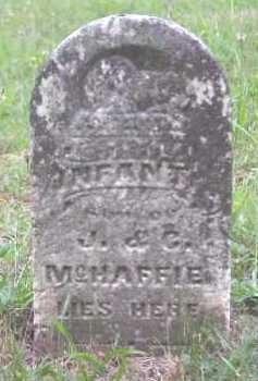 MCHAFFIE, INFANT SON - Meigs County, Ohio | INFANT SON MCHAFFIE - Ohio Gravestone Photos