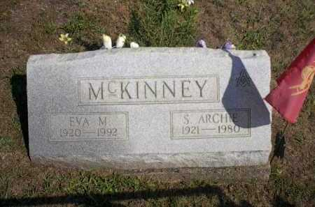 MCKINNEY, EVA M. - Meigs County, Ohio   EVA M. MCKINNEY - Ohio Gravestone Photos