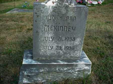 MCKINNEY, JUDITH ANN - Meigs County, Ohio   JUDITH ANN MCKINNEY - Ohio Gravestone Photos