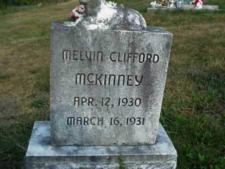 MCKINNEY, MELVIN CLIFFORD - Meigs County, Ohio | MELVIN CLIFFORD MCKINNEY - Ohio Gravestone Photos