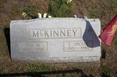 MCKINNEY, S. ARCHIE - Meigs County, Ohio | S. ARCHIE MCKINNEY - Ohio Gravestone Photos