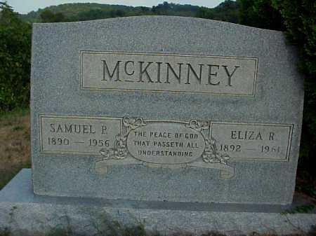 SANTEE MCKINNEY, ELIZA R. - Meigs County, Ohio | ELIZA R. SANTEE MCKINNEY - Ohio Gravestone Photos