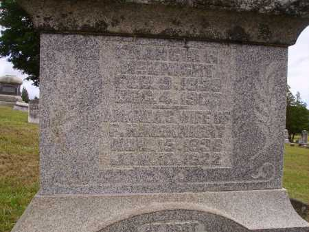CHASE MCKNIGHT, AMANDA - CLOSE VIEW - Meigs County, Ohio | AMANDA - CLOSE VIEW CHASE MCKNIGHT - Ohio Gravestone Photos