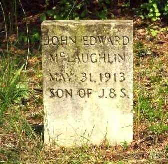 MCLAUGHLIN, JOHN EDWARD - Meigs County, Ohio | JOHN EDWARD MCLAUGHLIN - Ohio Gravestone Photos