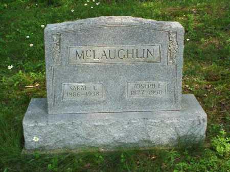 MCLAUGHLIN, JOSEPH E. - Meigs County, Ohio | JOSEPH E. MCLAUGHLIN - Ohio Gravestone Photos