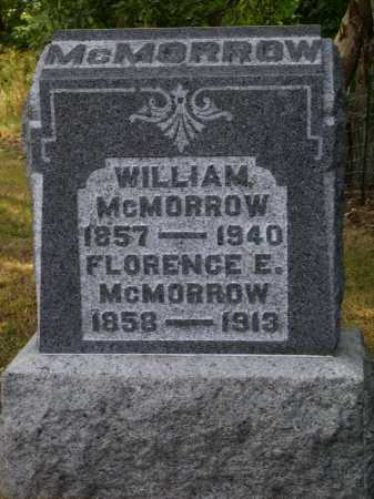 MCMORROW, WILLIAM - Meigs County, Ohio | WILLIAM MCMORROW - Ohio Gravestone Photos