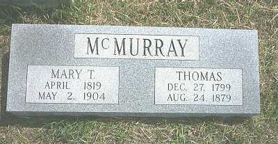 PITTS MCMURRAY, MARY THERESA - Meigs County, Ohio | MARY THERESA PITTS MCMURRAY - Ohio Gravestone Photos