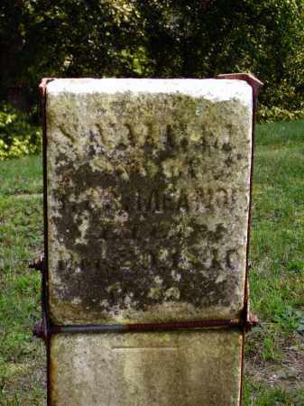MEANOR, SAMUEL - Meigs County, Ohio | SAMUEL MEANOR - Ohio Gravestone Photos