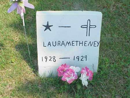 METHENEY, LAURA - Meigs County, Ohio   LAURA METHENEY - Ohio Gravestone Photos