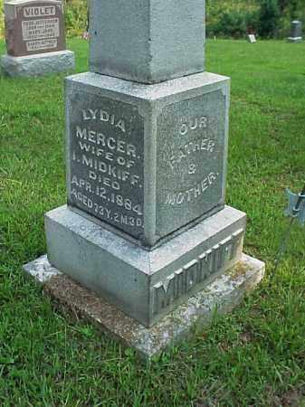 MIDFIFF, LYDIA - Meigs County, Ohio | LYDIA MIDFIFF - Ohio Gravestone Photos