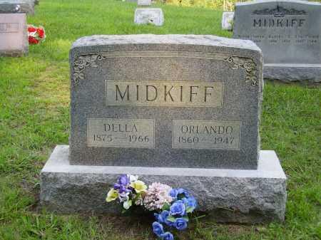 MIDKIFF, ORLANDO - Meigs County, Ohio   ORLANDO MIDKIFF - Ohio Gravestone Photos