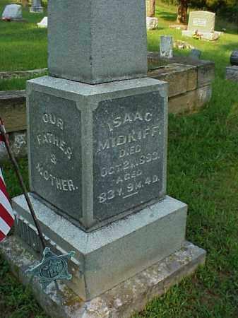 MIDKIFF, ISAAC - Meigs County, Ohio | ISAAC MIDKIFF - Ohio Gravestone Photos