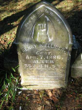 MIELLMIER, W. HEINRICH OR HENRY - Meigs County, Ohio | W. HEINRICH OR HENRY MIELLMIER - Ohio Gravestone Photos