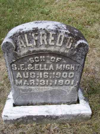 MIGHT, ALFREDO - Meigs County, Ohio | ALFREDO MIGHT - Ohio Gravestone Photos