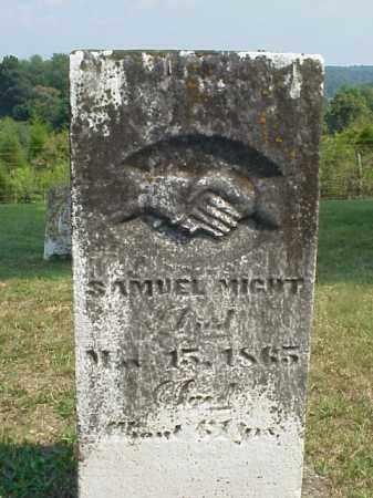 MIGHT, SAMUEL - Meigs County, Ohio   SAMUEL MIGHT - Ohio Gravestone Photos