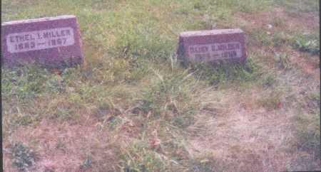 MILLER, DAISY E. - Meigs County, Ohio   DAISY E. MILLER - Ohio Gravestone Photos