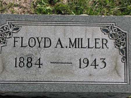 MILLER, FLOYD A. - Meigs County, Ohio | FLOYD A. MILLER - Ohio Gravestone Photos